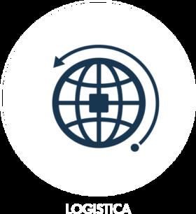 Icone servizi logistica