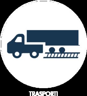 Icone servizi trasporti